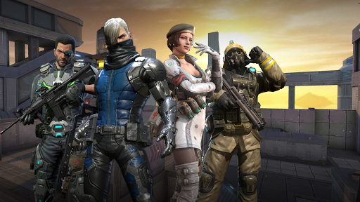 BlackShot M : Gears 0.00.024 screenshots 2