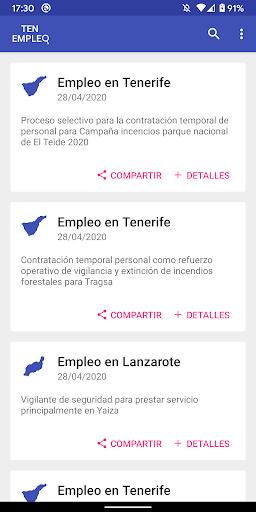 Empleo en Canarias - Tenempleo ss2