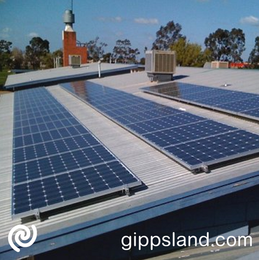 The government established the Greener Government School Buildings (GGSB) program to help schools become more sustainable and environmentally friendly