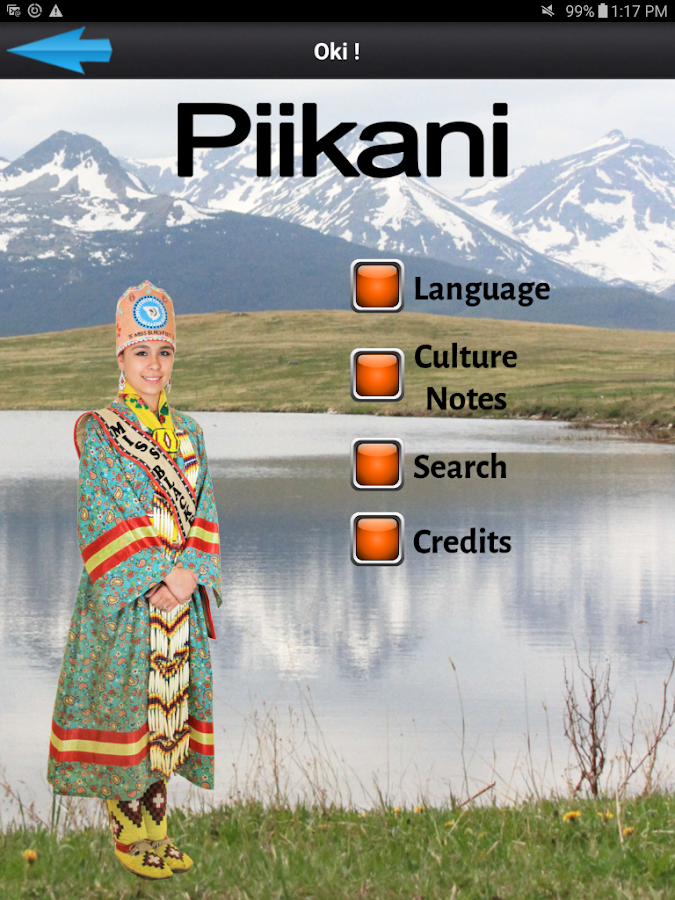 Piikani- screenshot