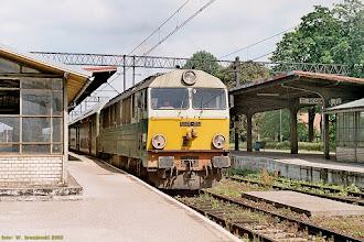 Photo: SU46-054, Kędzierzyn-Koźle - Legnica {Kamieniec Ząbkowicki; 2003-06-22}