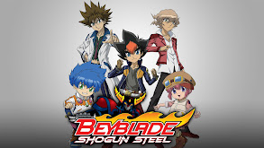 Beyblade: Shogun Steel thumbnail