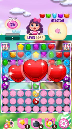 My Jelly Bear Story : New candy puzzle apktram screenshots 2