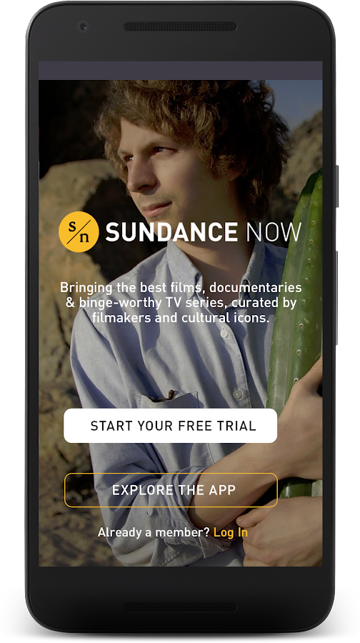 Sundance Now- screenshot