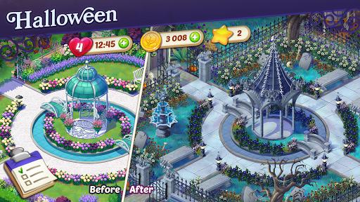 lily's garden screenshot 1