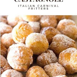 Castagnole (Italian Carnival Fritters) Recipe