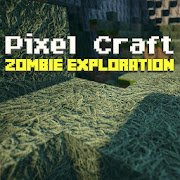 Pixel Craft: Zombie Exploration icon