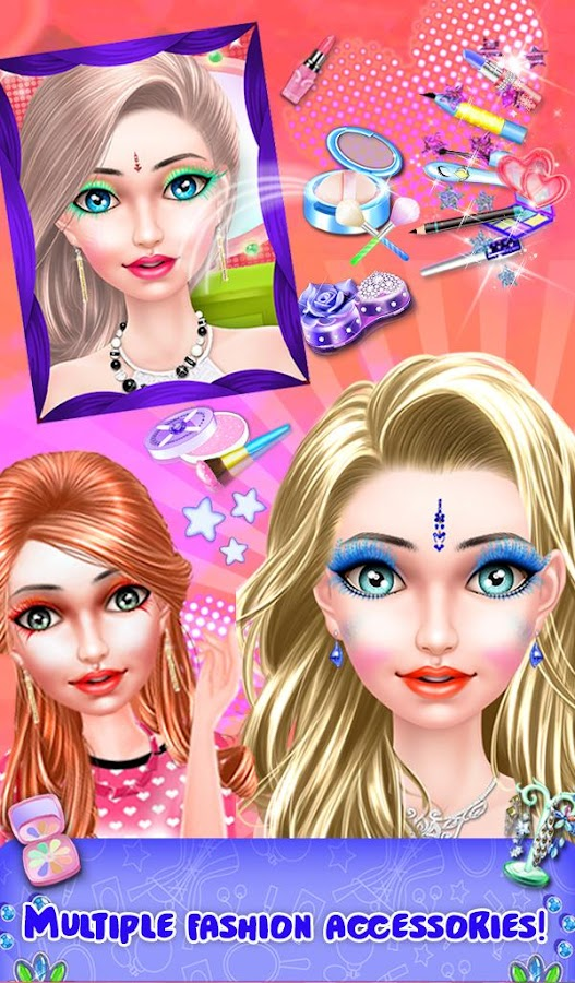 Princess Fashion Star Spa- screenshot