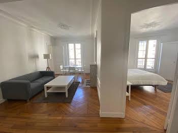 Appartement meublé 3 pièces 60,9 m2