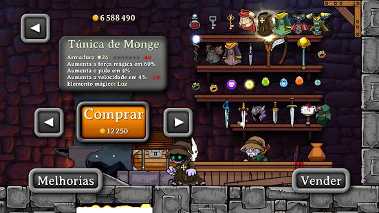 Magic Rampage Screenshot
