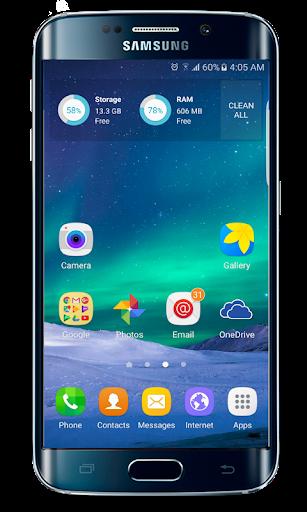 Galaxy S20 Launcher Theme screenshots 2