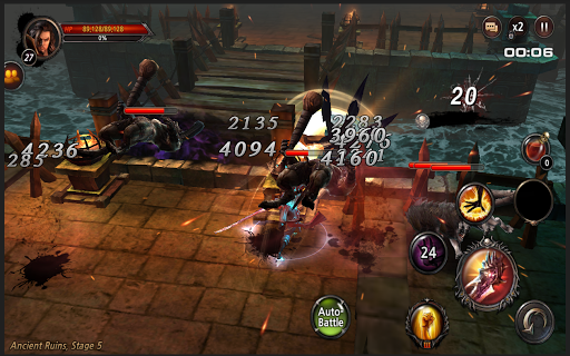 CRY - Dark Rise of Antihero screenshot 05