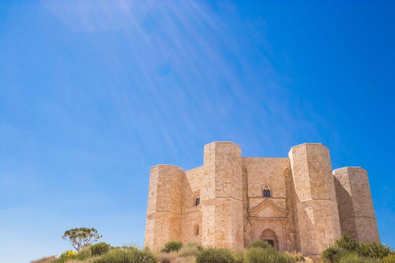 castel del monte di simona cancelli