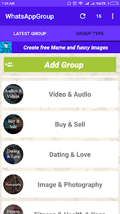 Group For Whatsapp - Join Unlimited Links - náhled