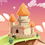 Tiny Town - Puzzle Castles Icon