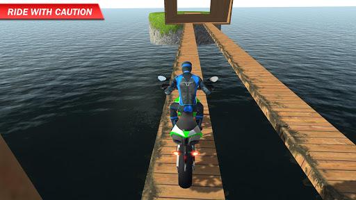 Racing on Bike Free 2.8 screenshots 6