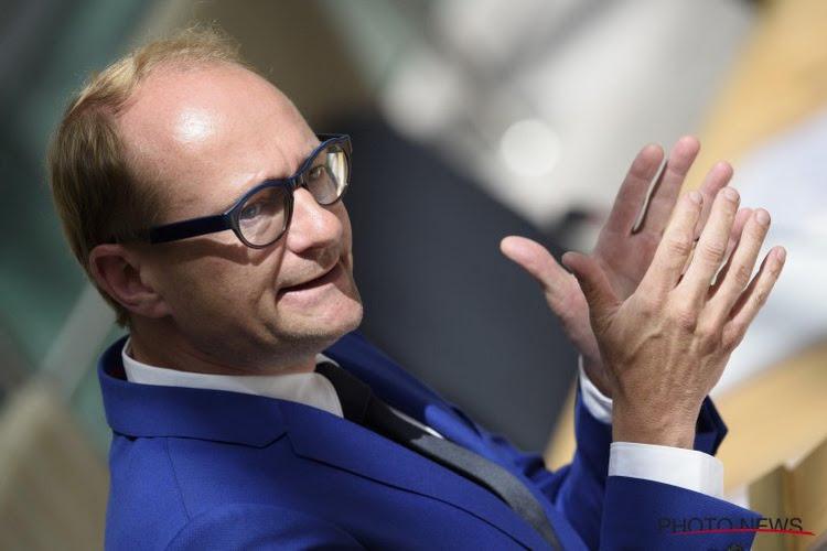 """Le ministre des Sports flamand prévient : """"Il n'y aura peut-être plus de public dans les stades si cela se reproduit"""""""