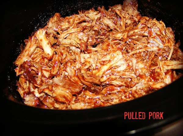 Slow Cooker Pulled Pork - Dee Dee's Recipe