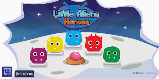 Little Aliens Heroes