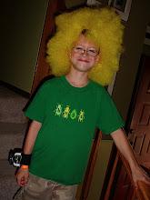 Photo: Yellow Wig