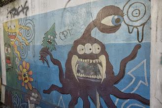 Photo: Graffiti à Baguio.