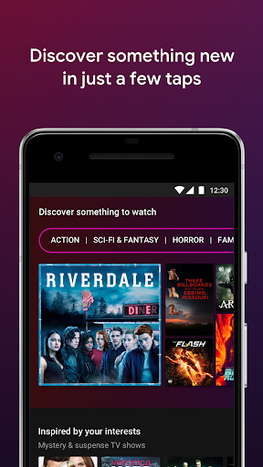 Google Play Movies & TV screenshot 1