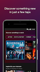 Google Play Movies & TV APK screenshot thumbnail 1