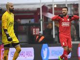 Le Standard a perdu deux points précieux contre l'Antwerp