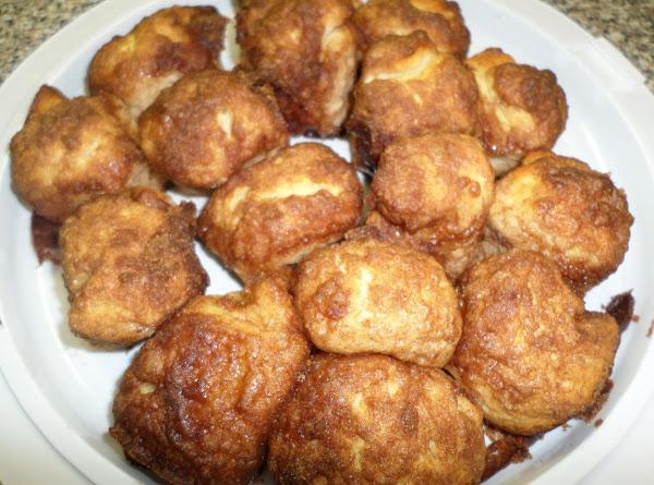 Cinnamon Bun Balls Recipe
