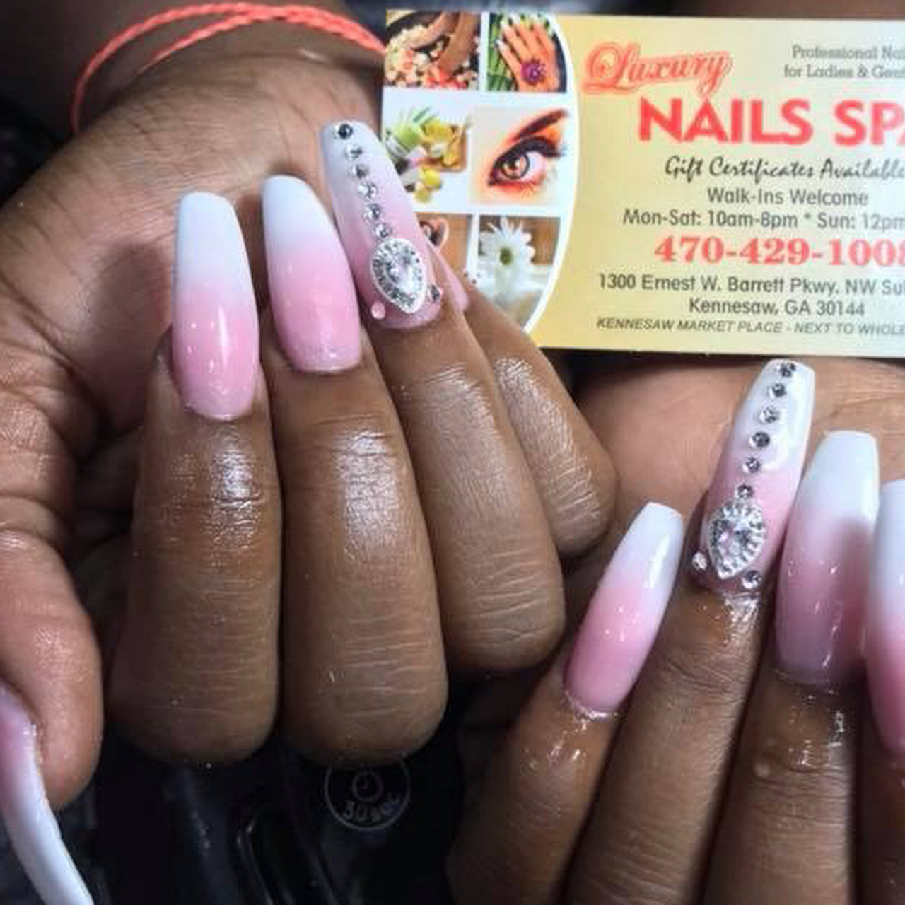 Luxury nail spa - Nail Salon in Kennesaw