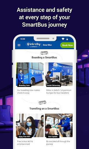IntrCity SmartBus App: Book Intercity Bus Tickets ss3