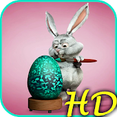 Easter HD Video Live Wallpaper