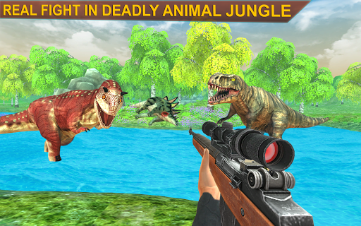 Dinosaur Shooter Free 1.0 screenshots 9