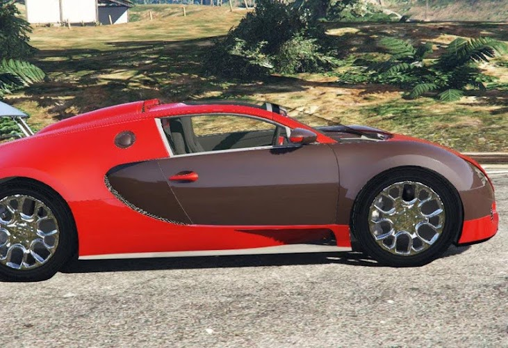 Bugatti Araba Boyama Sayfasy Resim Cizmek