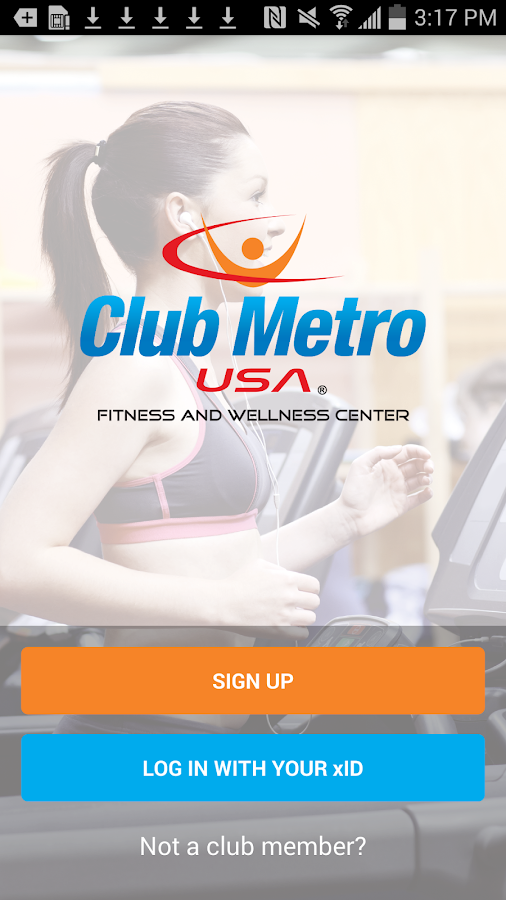Club Metro USA- screenshot