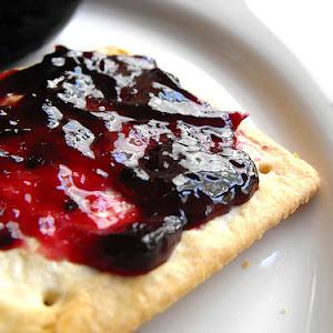 Plum Jam (from Moimenta da Beira) with Honey and Cinnamon - Thermomix recipe