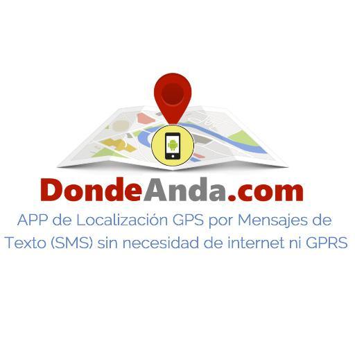 Donde Anda GPS SMS dondeanda 遊戲 App LOGO-硬是要APP