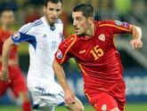 Bruges ciblait un joueur macédonien