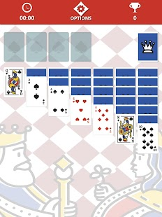 Simple Solitaire: No Ads Screenshot