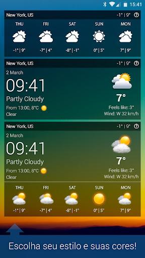 Tempo Brasil Clima XL PRO - previsão 10 dias screenshot 9