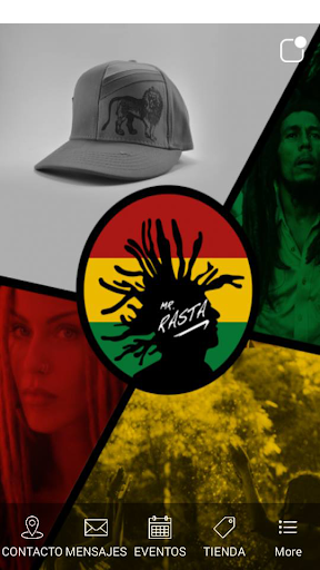 Mr. Rasta Costa RicaMr. Rasta