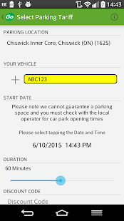 RingGo - pay by phone parking- screenshot thumbnail