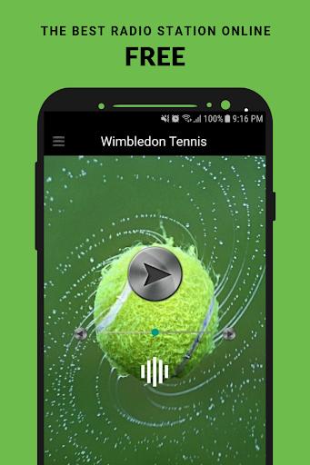 Wimbledon 2019 Radio Tennis The Championships App 1.4 screenshots 1