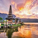 Beautiful Bali Wallpaper Icon