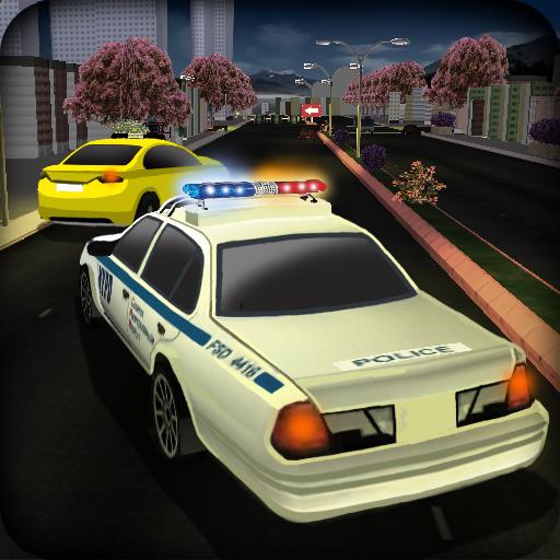 賽車遊戲App|パトカードライビングシミュレータ LOGO-3C達人阿輝的APP
