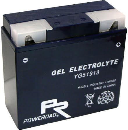 YGZ20HL-BS Gelbatteri 20Ah.