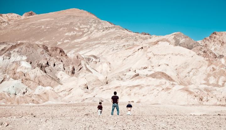 La pipì nel deserto di Laura Benvenuti