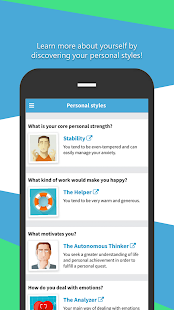 App Praditus Personality Test APK for Windows Phone