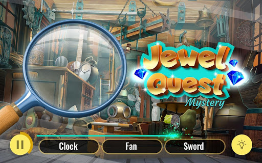 Jewel Quest Hidden Object Game - Treasure Hunt 1.0 screenshots 1