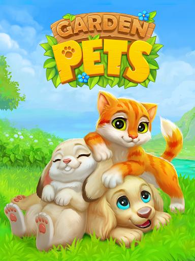 Garden Pets: Match-3 Dogs & Cats Home Decorate 1.15 Screenshots 6